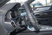 Audi A7 2017 - Внутренние размеры