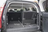 Haval H9 201711 - Размеры багажника
