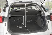 Haval H6 Coupe 201711 - Размеры багажника