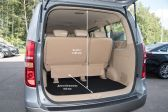 Hyundai H1 2017 - Размеры багажника