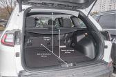 Jeep Cherokee 201712 - Размеры багажника