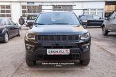 Jeep Compass 201609 - Внешние размеры