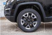 Jeep Compass 201609 - Клиренс