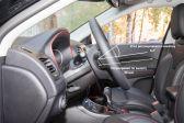 Jeep Compass 201609 - Внутренние размеры