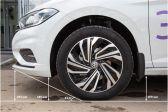 Volkswagen Jetta 201801 - Клиренс