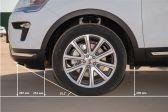 Ford Explorer 2018 - Клиренс