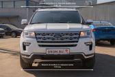 Ford Explorer 2018 - Внешние размеры