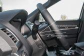 Ford Explorer 201801 - Внутренние размеры