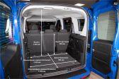 Fiat Doblo 2014 - Размеры багажника