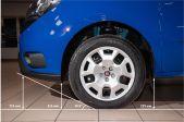 Fiat Doblo 2014 - Клиренс