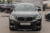 BMW X4 201803 - Внешние размеры