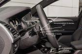 BMW X4 201803 - Внутренние размеры