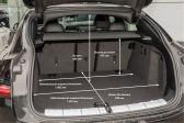 BMW X4 201803 - Размеры багажника
