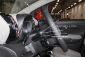 Citroen C3 Aircross 2017 - Внутренние размеры