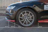 Audi A6 2018 - Клиренс