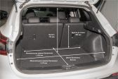 Nissan Qashqai 201703 - Размеры багажника