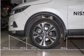 Nissan Qashqai 201703 - Клиренс