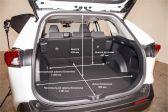 Toyota RAV4 201803 - Размеры багажника