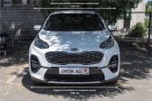 Kia Sportage 201805 - Внешние размеры