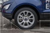 Ford EcoSport 201704 - Клиренс
