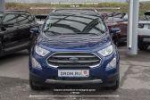 Ford EcoSport 201704 - Внешние размеры