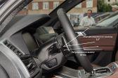 BMW X5 201806 - Внутренние размеры