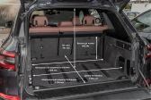 BMW X5 201806 - Размеры багажника