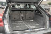 Audi Q8 201806 - Размеры багажника