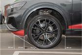 Audi Q8 201806 - Клиренс