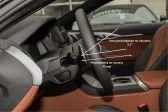 BMW 8-Series 2018 - Внутренние размеры