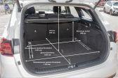 Kia Ceed 2018 - Размеры багажника