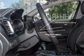 Kia Ceed 2018 - Внутренние размеры