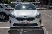 Kia Ceed 2018 - Внешние размеры