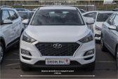 Hyundai Tucson 2018 - Внешние размеры