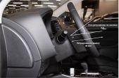 Mitsubishi Outlander 201808 - Внутренние размеры