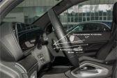 Mercedes-Benz GLE 201809 - Внутренние размеры