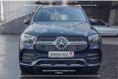 Mercedes-Benz GLE 201809 - Внешние размеры