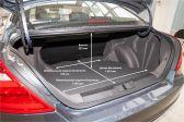 Geely Emgrand EC7 201809 - Размеры багажника
