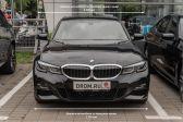 BMW 3-Series 201810 - Внешние размеры