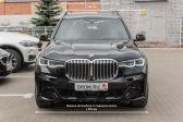 BMW X7 2018 - Внешние размеры