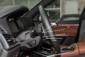 BMW X7 2018 - Внутренние размеры