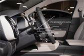 Citroen C5 Aircross 2017 - Внутренние размеры