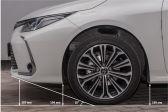 Toyota Corolla 201811 - Клиренс