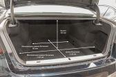 BMW 7-Series 2019 - Размеры багажника