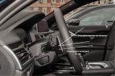 BMW 7-Series 2019 - Внутренние размеры