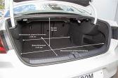 Volkswagen Passat 201902 - Размеры багажника