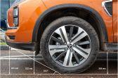 Mitsubishi ASX 2019 - Клиренс