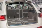 Mercedes-Benz GLC 201903 - Размеры багажника