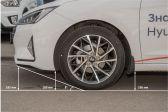 Hyundai Elantra 201808 - Клиренс