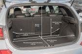 Hyundai i30 2017 - Размеры багажника